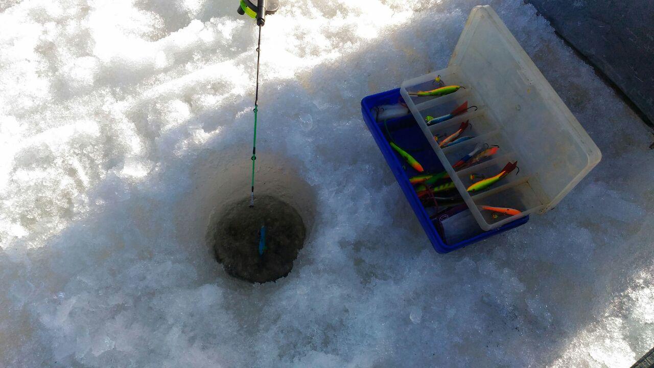 рыбалка на базе Свирская