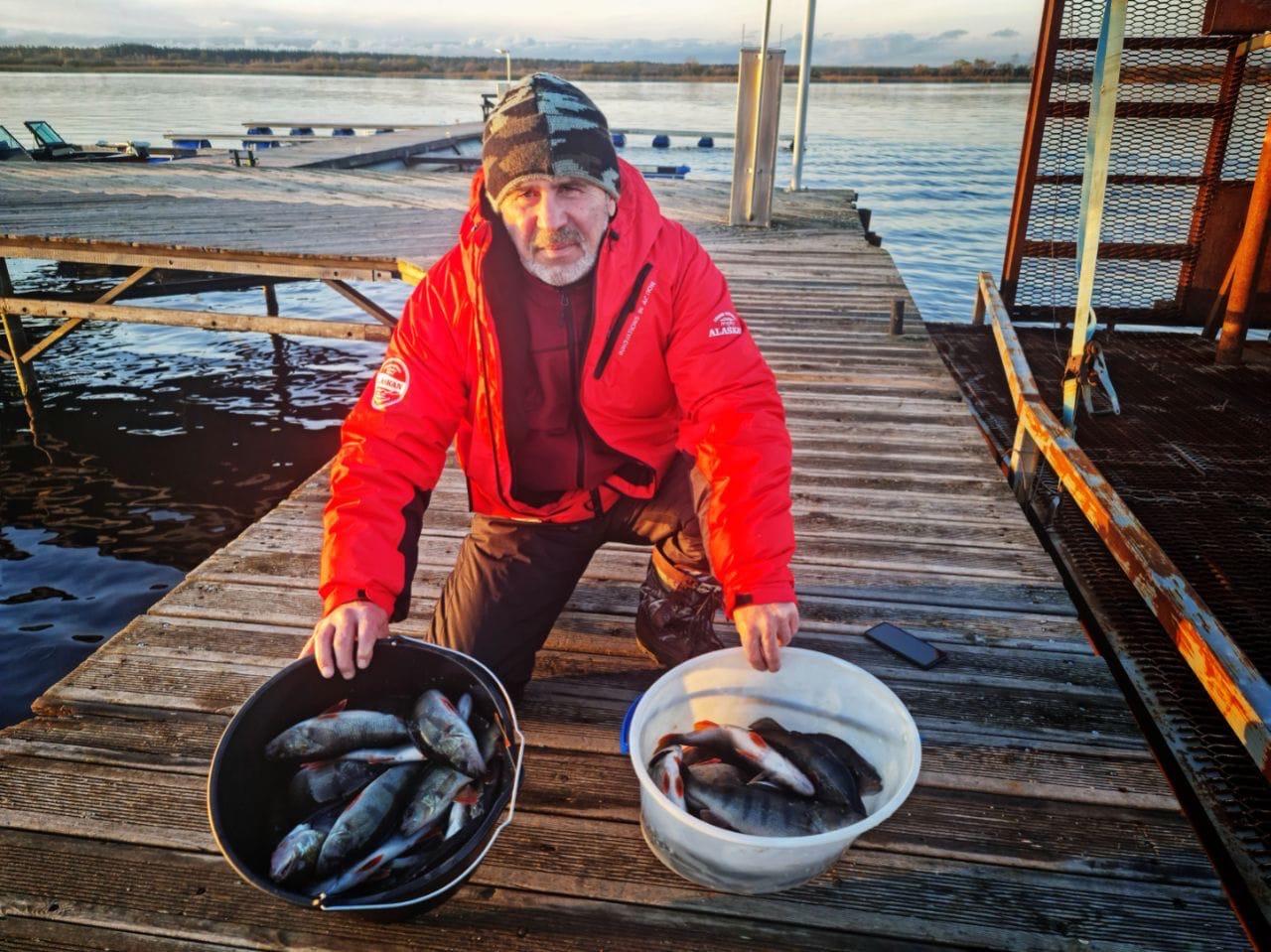 JgVSOIvoViM рыбалка на базе Свирская